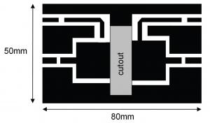 Printlayout 23cm eindtrap, zie Electron feb 2016