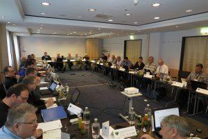 IARU C5 meeting Wenen 2016